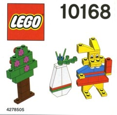 Lego 10168 Mrs. Bunny