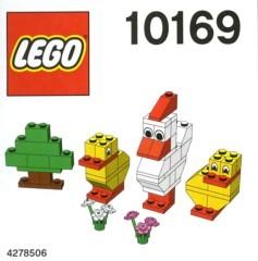 Lego 10169 Chicken & Chicks