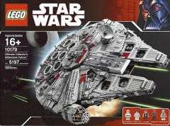 Return of the Millennium Falcon?