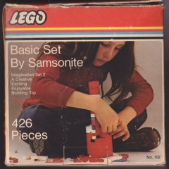Lego 102 Imagination Basic Set 2