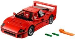 Ferrari F40 revealed