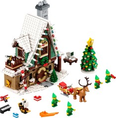 This year's Winter Village set revealed!