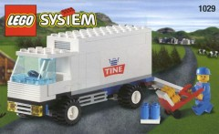 Lego 1029 Milk Delivery Truck