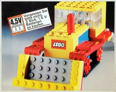 Lego 102A Front-End Loader