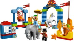 Lego 10504 My First Circus