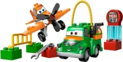 Lego 10509 Dusty and Chug
