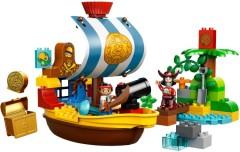 Лего 10514 Пиратский корабль Джейка