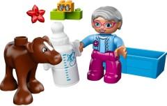 Лего 10521 Телёнок