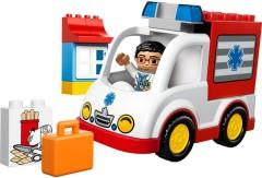 Лего 10527 Скорая помощь