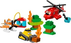 Lego 10538 Fire and Rescue Team