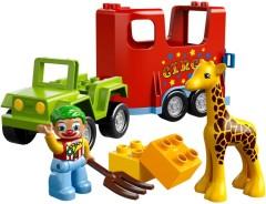 Lego 10550 Circus Transport