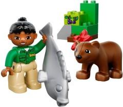 Lego 10576 Zoo Care