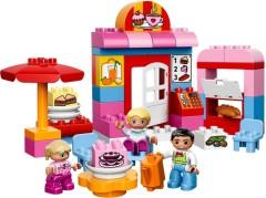 Lego 10587 Café
