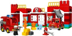Lego 10593 Fire Station