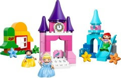 Lego 10596 Disney Princess Collection