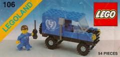 Lego 106 UNICEF Van