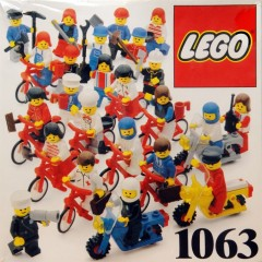 Lego 1063 Community Workers