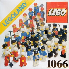 Lego 1066 Little People with Accessories