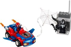 Lego 10665 Spider-Man: Spider-Car Pursuit