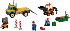 Lego 10683 Road Work Truck