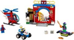 Lego 10687 Spider-Man Hideout