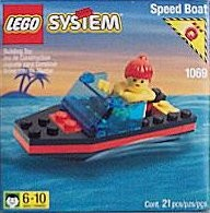 Random set of the day: Speedboat