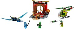 Lego 10725 Lost Temple