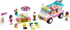Lego 10727 Emma's Ice Cream Truck