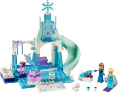 Lego 10736 Anna and Elsa's Frozen Playground