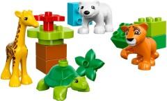 Lego 10801 Baby Animals