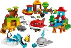 Lego 10805 Around the World