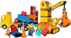 Lego 10813 Big Construction Site
