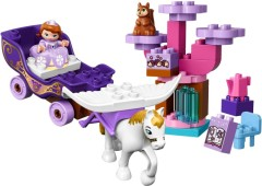 Lego 10822 Sofia the First Magical Carriage