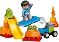 Lego 10824 Miles' Space Adventures
