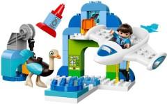 Lego 10826 Miles' Stellosphere Hangar
