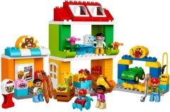 Lego 10836 Neighborhood