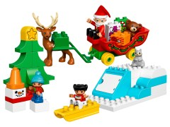Lego 10837 Santa's Winter Holiday