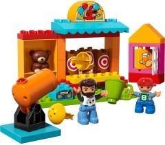 Lego 10839 Shooting Gallery