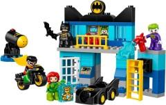 Lego 10842 Batcave Challenge