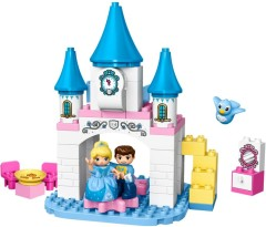 Lego 10855 Cinderella's Magical Castle