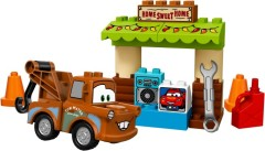 Lego 10856 Mater's Shed