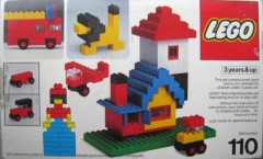 Lego 110 Building Set, 3+