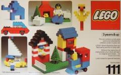 Lego 111 Building Set, 3+