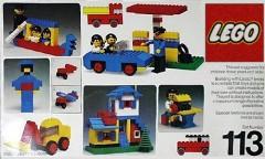 Lego 113 Building Set, 3+