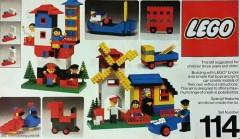 Lego 114 Building Set, 3+