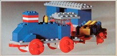 Lego 114 Small Train Set
