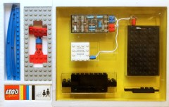 Lego 118 Electronic Train