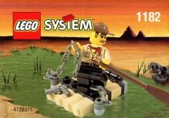 Lego 1182 Adventurers Raft