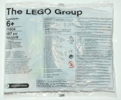 Lego 11904 Brickmaster Legends of Chima: The Quest for Chi parts