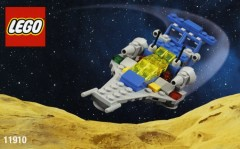 Lego 11910 Micro-Scale Space Cruiser